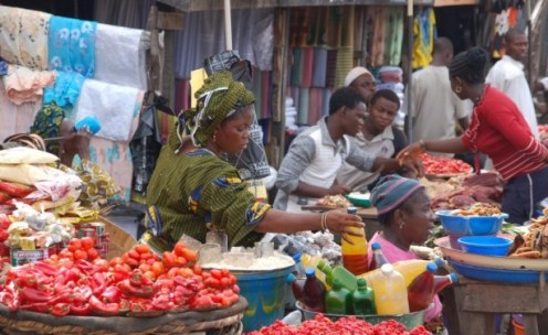Abuja market