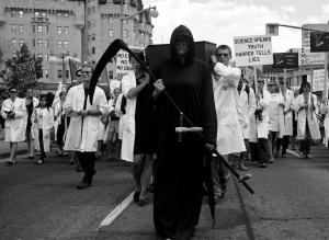 DeathOfEvidenceProtest