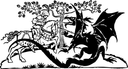 slaying-dragon
