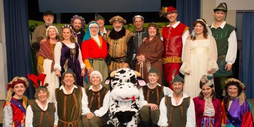 2015 Robin Hood cast