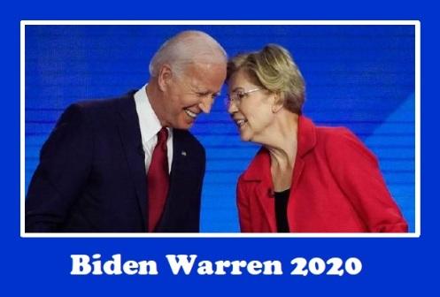 biden warren 2020