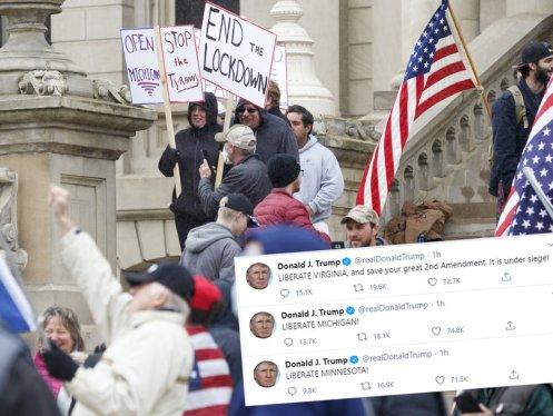 michigan-protest